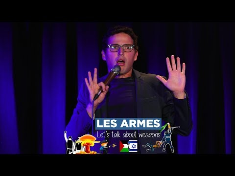 Haroun - Les armes (let's talk about weapons)