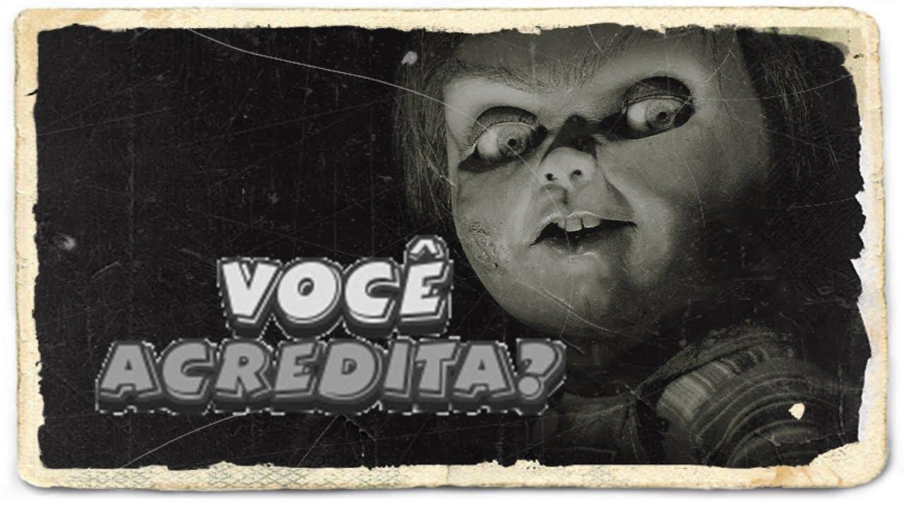 História REAL Que Espirou O Filme Do Boneco CHUCKY- VOCÊ