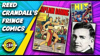 Ep. 40. Reed Crandall, Illustrator Superstar of Non-Conventional Comics by Alex Grand (no music)