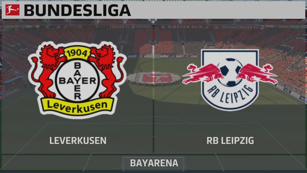 Bayer Leverkusen Rb Leipzig