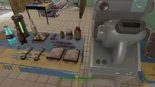 Fallout 4 Vault 88 Build So Far Part 2