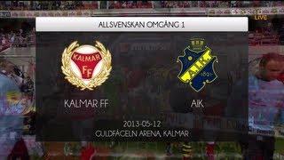 2013-05-12 Allsvenskan, Kalmar FF - AIK