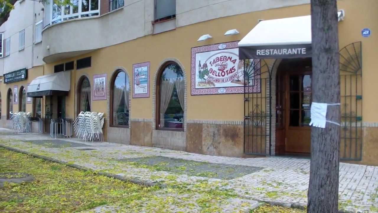 Taberna las 5 bellotas restaurante sevilla este parque - Apartahotel sevilla este ...