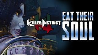EAT THE SOULS!  Shin Hisako - Online Ranked: Killer Instinct 2017