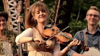 """Southern Raised Bluegrass Performs """"Orange Blossom Special"""""""