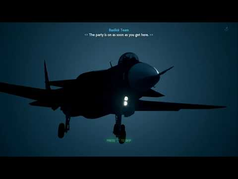 Ace Combat 7: Mission 14