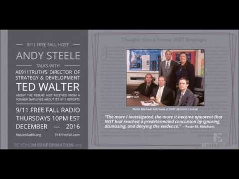 9/11 Free Fall: Former NIST Employee Speaks Out Against Official Reports