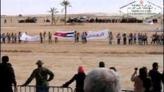 افتتاح المهرجان الدولي للصحراء بدوز
