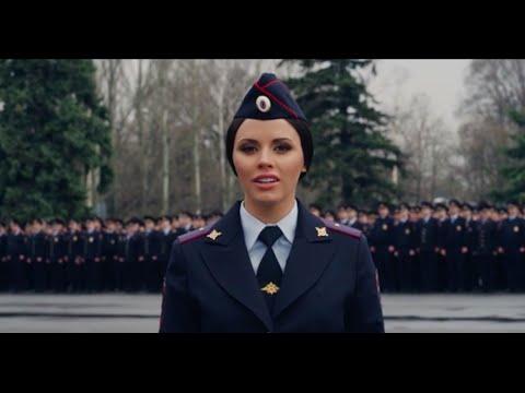 Волгоградская девушка в погонах дебютировала с клипом на песню «Мы из России»