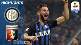 Inter 5-0 Genoa | Gagliardini scores brace in huge Inter win | Serie A