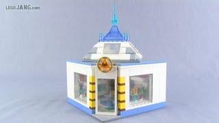 LEGO mystic gem store MOC