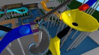 로블록스(Roblox) 엄청큰 수영장을 만들어봐요! 놀이동산까지?! 수영장타이쿤! [타이쿤 리뷰](Pool Tycoon 4) - 동동