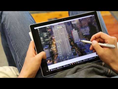 Thumb + Pen Interaction on Tablets