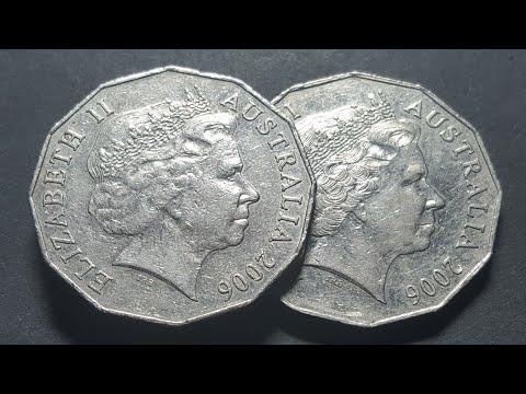 Australian 50 Cent Error Worth Cash
