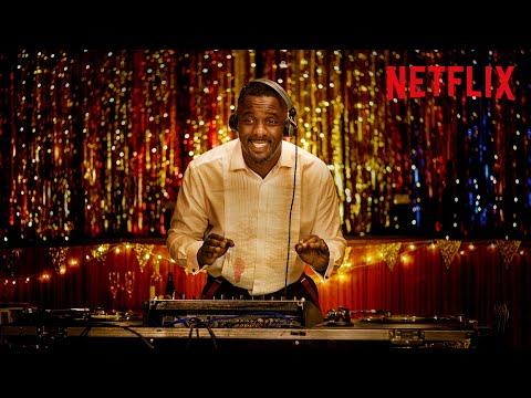Netflix Lança o Primeiro Trailer de SE JOGA CHARLIE de Idris Elba
