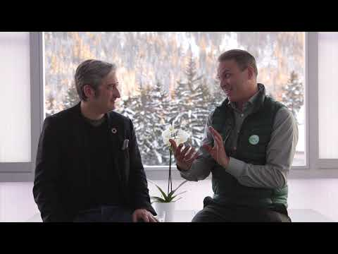 Hub Culture Davos 2019 - David Shrier of Distilled Analytics