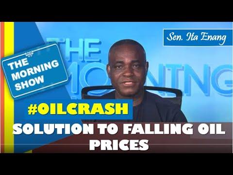 #OilCrash: Nigeria's Solution To Falling Oil Prices - @SenItaEnang, SA To @MBuhari On Niger Delta