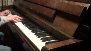 The CHAIN by Fleetwood Mac. Piano Tribute.