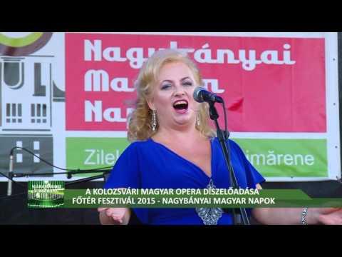 Főtér Fesztivál 2015 - A Kolozsvári Magyar Opera, első rész