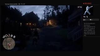 Epic Red Dead Redemption Free Roam Survival Part 1