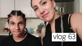 ANNE BABA GÖRÜN DE GURUR DUYUN 😁   Günlük Vlog 63