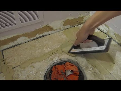 Floor Tile & Grout - Bathroom Remodel Ideas - (Part 7)