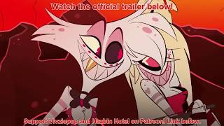 I attempt to put the Hazbin Hotel trailer in chronological order