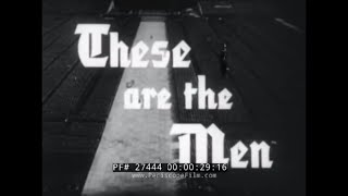 ADOLF HITLER & HIS HENCHMEN CONFESS  WWII BRITISH PROPAGANDA FILM  27444