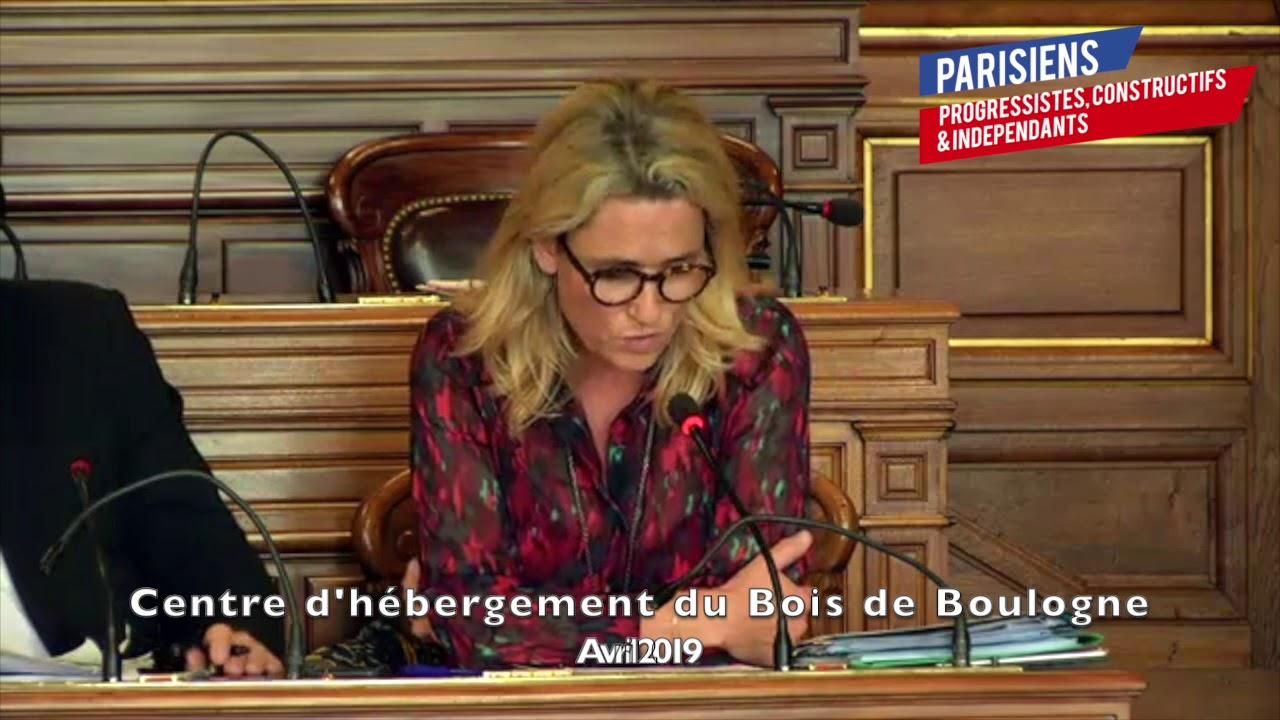 CENTRE D'HÉBERGEMENT DU BOIS DE BOULOGNE