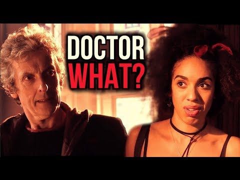 Doctor What? | A Man Of Mystery [Doctor Who]