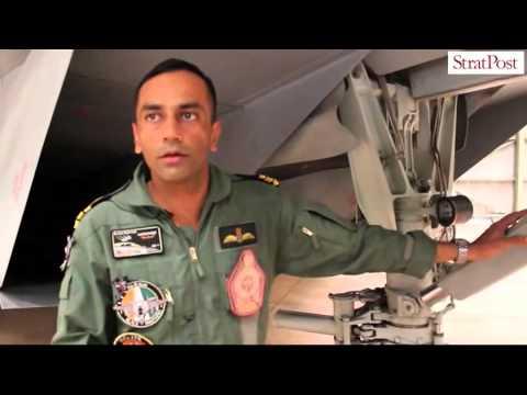 StratPost   Walkaround the Indian Navy MIG 29K