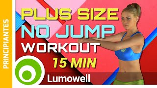 Plus Size Workout - Weight Loss Routine