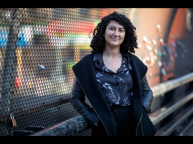 SPLIT | Playwright and Writer x Woman in Medicine: Sylvia Khoury