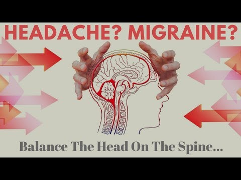 migraines headaches try to