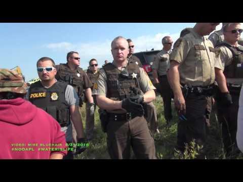 North Dakota Access Pipeline Resistance #4