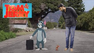 Tom & Jerry Review | Chloë Grace Moretz | Michael Peña | Pallavi Sharda | Selfie Review