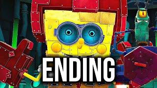 BIG BOB | Spongebob Battle for Bikini Bottom Playthrough - ENDING