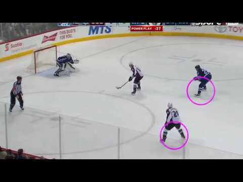 (Original) (Blooper) Presenter draws picture Private part on live TV during hockey match