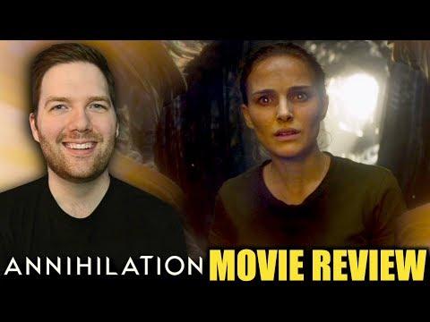 Annihilation - Movie Review