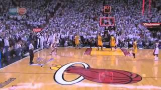 LeBron James on Heat making history  'Why not us '   Game 5   June 14, 2014   2014 NBA Finals