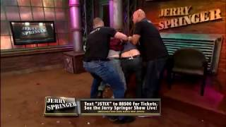 Curbside Sex: Fight Night (The Jerry Springer Show)