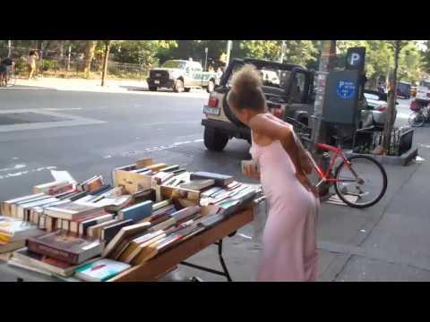 Alphabet City: Sidewalk Talk