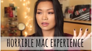 HORRIBLE MAC EXPERIENCE | xojennydey