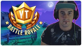 💀 ¡TORNEO CONTRA 100 YOUTUBERS #YTBattleRoyale! 💀 ~ FORTNITE