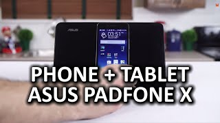 ASUS PadFone X All-in-one Mobile Device