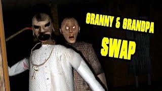 GRANNY & GRANDPA SWAP - Granny Mod