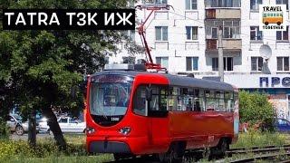 Проект ''ТРАМВАИ РОССИИ'' выпуск 37. Модель TATRA Т3К ИЖ |''TRAMS IN RUSSIA'' part 37. ''TATRA T3K IZH''