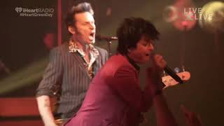 Green Day - Father of All... (Live at iHeartRadio Album Release Party, 2020)