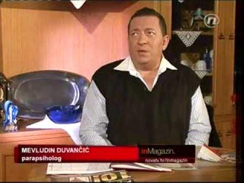 Balkanski Nostradamus i parapsiholog Mevludin Duvančić - NOVA TV, In Magazin - Gostovanje