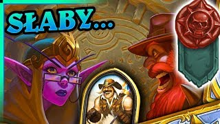 Słaby performence... - Hearthstone Tombs of Terror Chapter 2 Heroic
